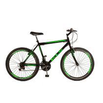 Bicicleta 26 KLS Sport Gold Freio V-Brake 21V MTB -
