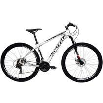 Bicicleta 29 21m branco t17 f disco legend imp south -