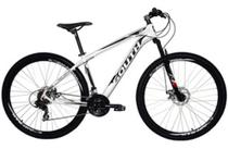 Bicicleta 29 21m branco t19 f disco legend imp south -