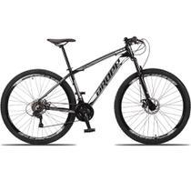 Bicicleta 29 Dropp Race 21 Marchas Quadro Alumínio e Suspensão Dianteira e Freio Disco -