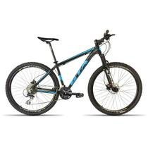 Bicicleta 29 GTA NX11 2018 27V Kit Shimano Acera  Preto com Azul 19 -