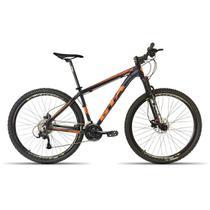 Bicicleta 29 GTA NX11 24V Freio Hid. Susp. com Trava Preto com Laranja 19 -