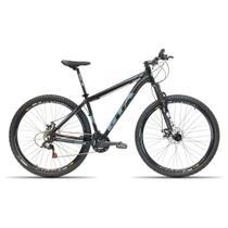 Bicicleta 29 GTA NX11 24V Index Freio Disco Susp. Preto com Grafite 19 -