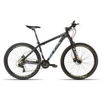 Bicicleta 29 GTA NX11 27V F. Hidraulico Susp. c/ Trava Preto com Grafite 19 -