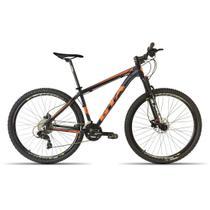 Bicicleta 29 GTA NX11 27V F. Hidraulico Susp. c/ Trava Preto com Laranja 17 -