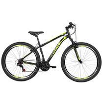 Bicicleta Adulta Caloi Aro 29 Velox, Freios V-brake, Quadro de Aço e Preta -