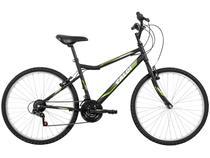 Bicicleta Adulto Aro 26 21 Marchas Caloi Twister - Preta Freio V-Brake