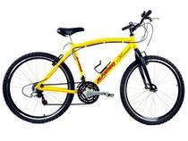 Bicicleta Alfameq Beach Aro 26 18 Marchas  - Freio V-brake Guidão Don Hill