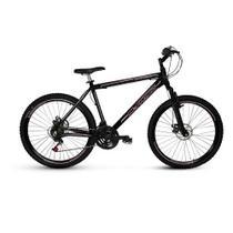 Bicicleta Alfameq Ecensse Aro 26 Freio À Disco 21 Marchas -