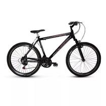 Bicicleta Alfameq Ecensse Aro 26 Freio Vbreak 21 Marchas Preta -