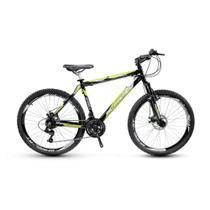 Bicicleta Alfameq Stroll Aro 26 Freio À Disco 24 Marchas -