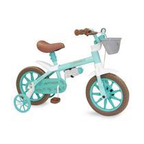 Bicicleta Aro 12 Antonella Baby - Selim Em Pu - Nathor -
