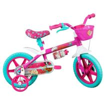 Bicicleta Aro 12 Barbie - Caloi -
