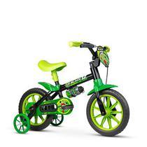 Bicicleta Aro 12 Black 12 - Nathor -