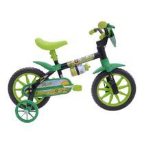 Bicicleta Aro 12 Cairu Lion Masculina - 121483 -