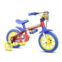 Bicicleta Aro 12 - Fire Man - Nathor -