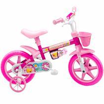 Bicicleta Aro 12 Flower - Nathor