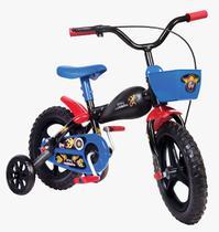 Bicicleta aro 12 motobike styll kids -