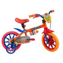 Bicicleta Aro 12 - Power Rex - Laranja - Caloi -