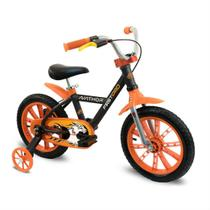 Bicicleta aro 14 First Pro Masculina Nathor -