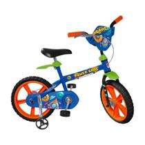 Bicicleta Aro 14 Infantil Menino Power Game - Bandeirante -