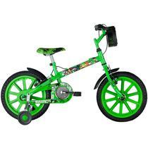 Bicicleta Aro 16 - Ben 10 - Caloi -