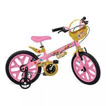 Bicicleta Aro 16 - Disney - Princesas - Bandeirante -