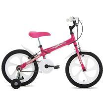 Bicicleta Aro 16 em Plástico Bloom-Houston -