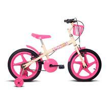 Bicicleta ARO 16 - Fofys - Fuscia - Verden Bikes -