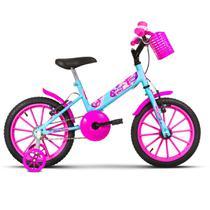 Bicicleta Aro 16 Infantil Ultra Bikes Kids T -