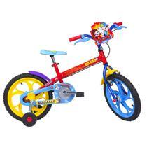 Bicicleta Aro 16 - Luccas Neto - Caloi -