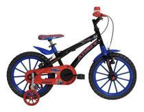 Bicicleta Aro 16 Masculina - Athor Baby Lux Spider -