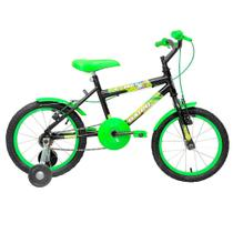Bicicleta Aro 16 Masculina Cairu -
