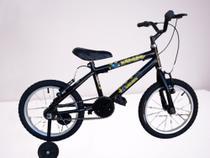 Bicicleta aro 16 menino Batman - Wendy