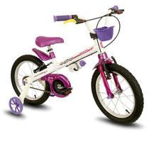 Bicicleta Aro 16 Raiada Bella - Nathor -