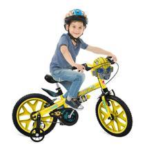 Bicicleta Aro 16 Transformers - Bandeirante -