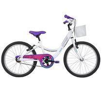 Bicicleta Aro 20 - Ceci - Branco - Caloi -
