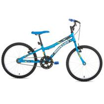 Bicicleta Aro 20 com Quadro em Aço Carbono Trup-Houston -