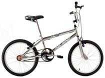 Bicicleta Aro 20 Cross Bmx Freestyles Masculina Cromada - Dalannio Bike