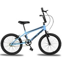 Bicicleta Aro 20 DROPP Cross Freios V-Brake