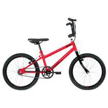 Bicicleta ARO 20 - Expert - Vermelho - Caloi -