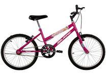 Bicicleta Aro 20 Feminina Menina Sissa Infantil Rosa Pink - Dalannio Bike