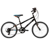 Bicicleta ARO 20 - Hot Wheels - Caloi