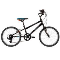 Bicicleta ARO 20 - Hot Wheels - Caloi -