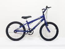 Bicicleta Aro 20 Infantil/juvenil Masculina C/ 18 Marcha - New Bike