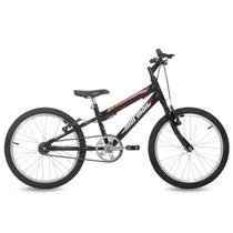 Bicicleta Aro 20 Masculina Next Preto Brilhante Mormaii -