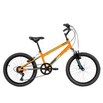 Bicicleta Aro 20 - Snap - Laranja - Caloi -