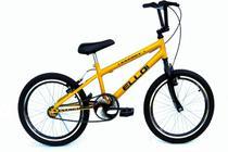Bicicleta Aro 20 Tipo Cross Free Style Bmx Amarelo/Preto - Ello Bike -