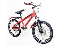 Bicicleta aro 20 vizu move freio a disco e suspensão diant. -