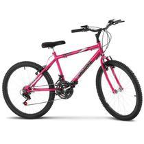 Bicicleta Aro 24 Masculina Aço Carbono Ultra Bikes -
